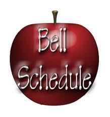 Wednesday, October 10 Bell Schedule