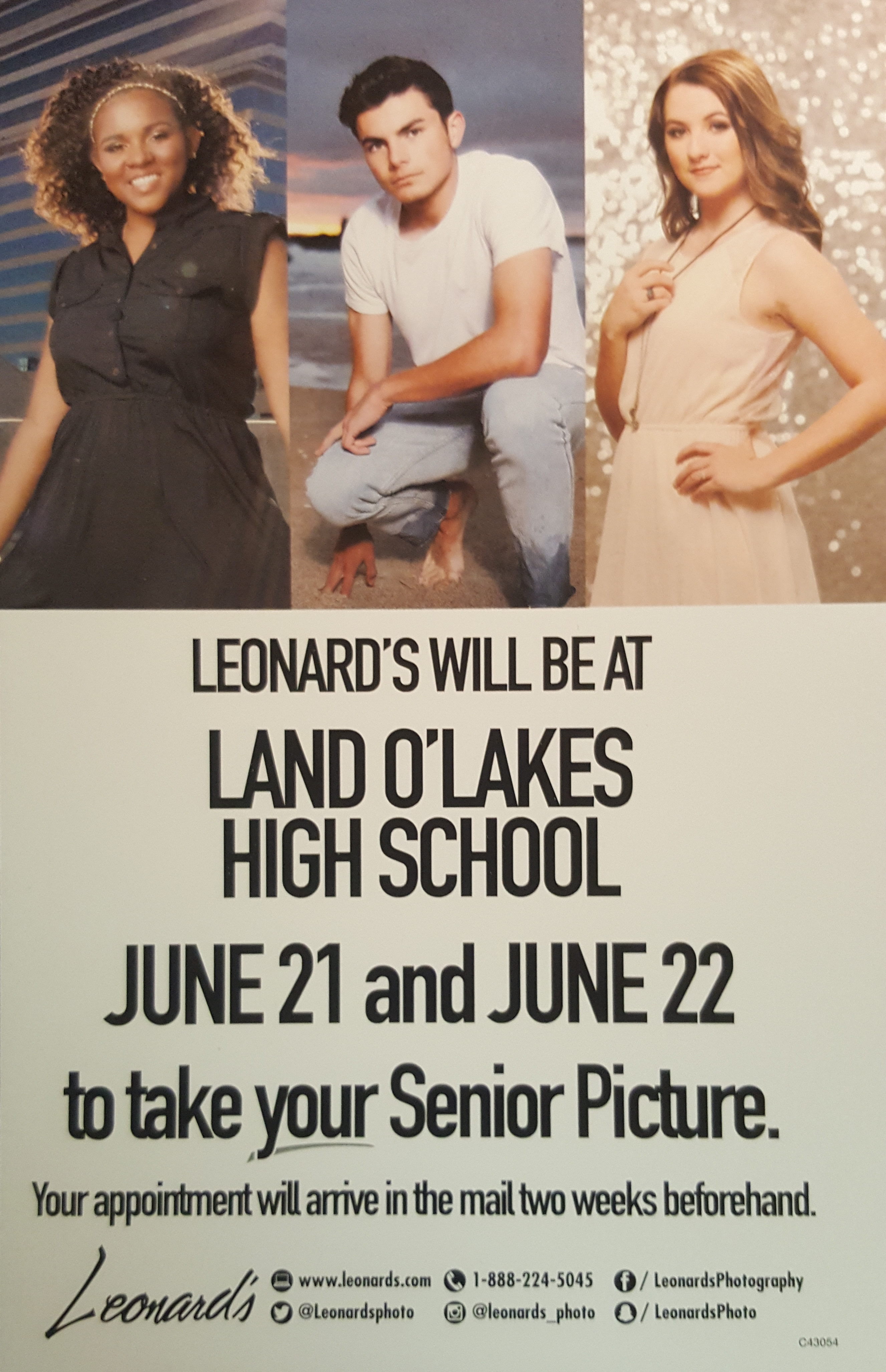 Class Of 2018 Pictures Land O Lakes High School