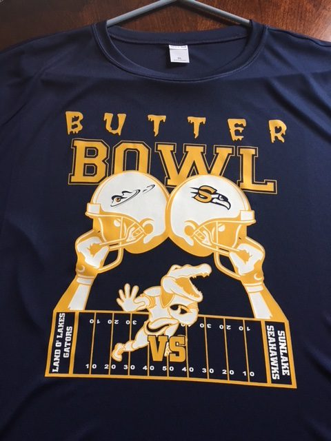 Last chance to get your Butter Bowl T-shirt