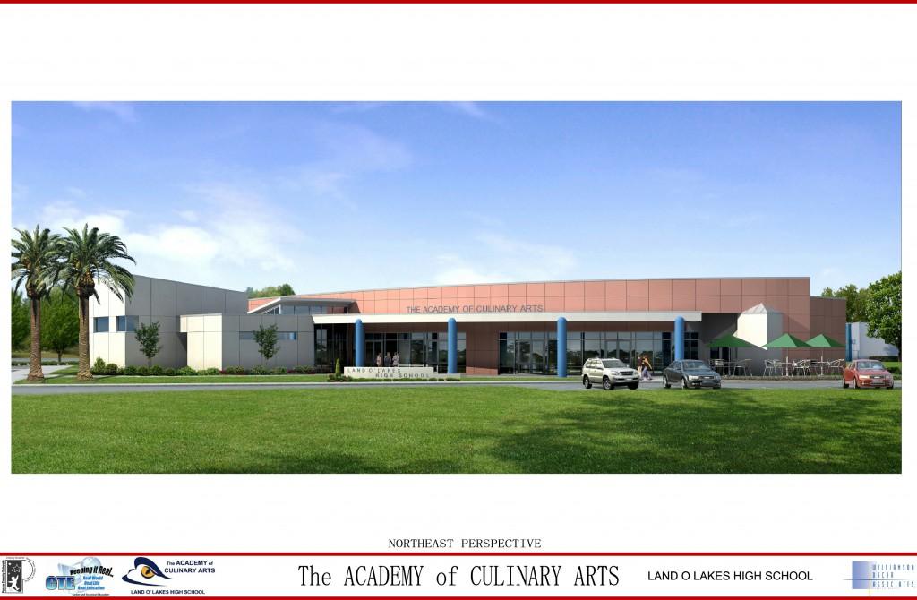 I:Projects 2009�902-02 Culinary Arts Academy at Land O Lakes HighdrawingsPresentation Drawings2.20.10 Presentaion Drawings