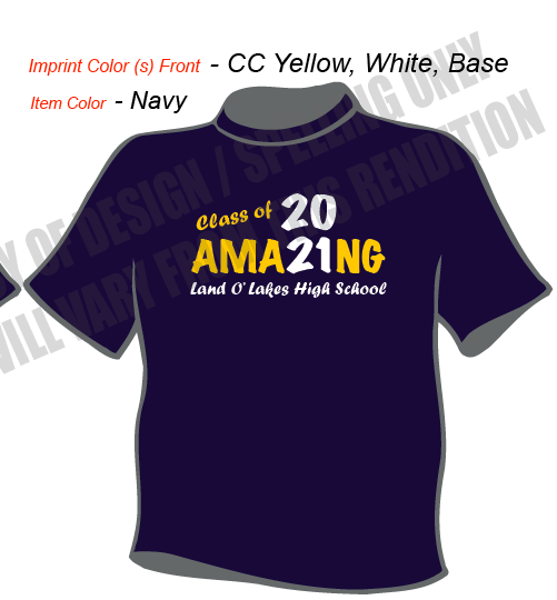 C/O 2021 Short Sleeve Shirt