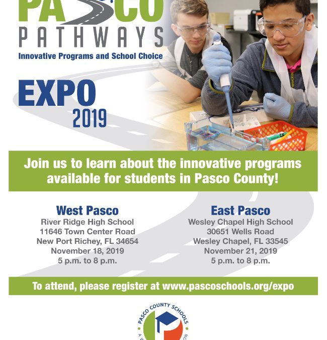 Pasco Pathways Expo