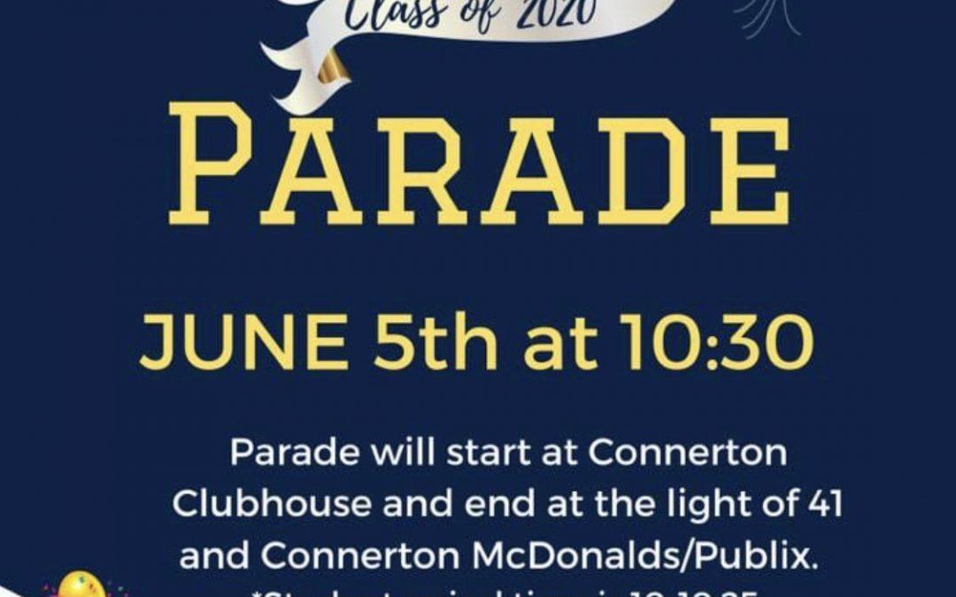 Senior Parade