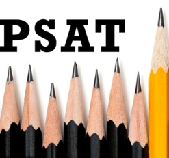 Calling all 10th graders -PSAT, October 14, 2020