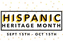 Hispanic Heritage Month Student Contest