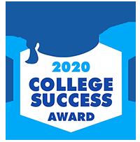 LOLHS has won a 2020 College Success Award